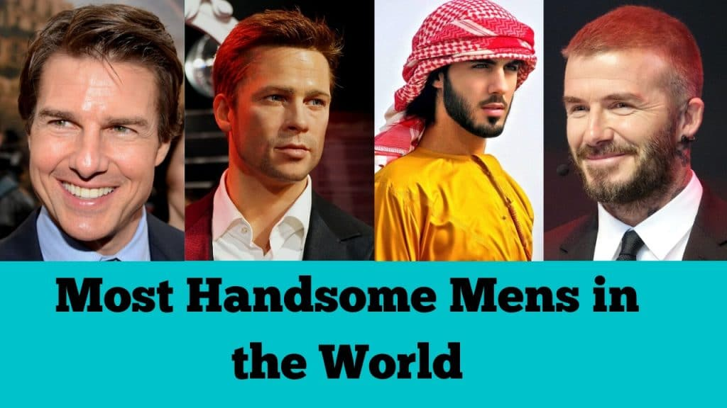 Most Handsome Mens in the World