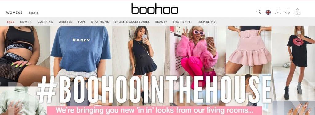 Boohoo UK