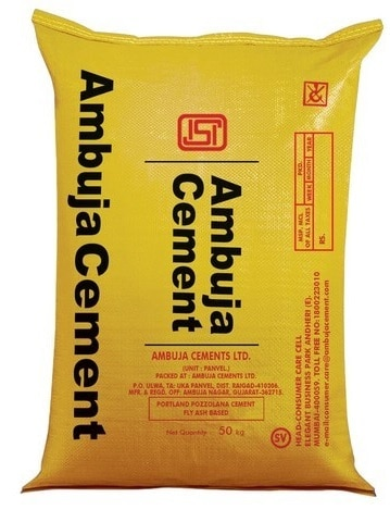 Ambuja Cement bag