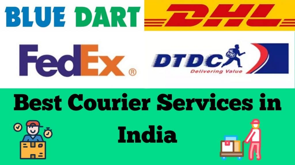 Best Courier Services in India