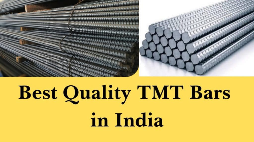 Best Quality TMT Bars in India