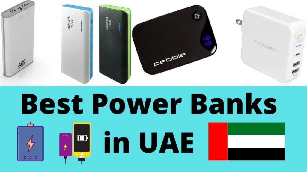 Best Power Banks in UAE